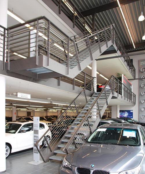 BMW Niederlassung Berlin Filiale Marzahn - Alt …